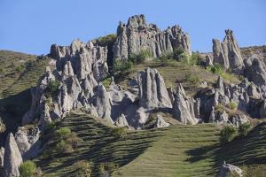 Old Goris, Goris, Armenia, Central Asia, Asia by Jane Sweeney