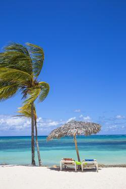 Playa Guardalvaca, Holguin Province, Cuba, West Indies, Caribbean, Central America by Jane Sweeney