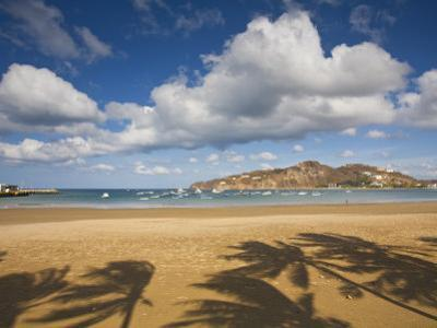 San Juan Del Sur, Beach, Nicaragua by Jane Sweeney
