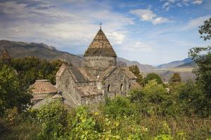 Sanahin Monastery by Jane Sweeney