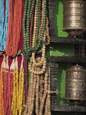 Swayambunath Stupa Jewellery For Sale, Kathmandu, Nepal by Jane Sweeney