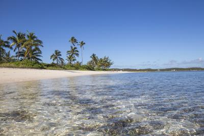 Tihiti Beach, Elbow Cay, Abaco Islands, Bahamas, West Indies, Central America