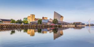 United Kingdom, England, Greater Manchester, Manchester, Salford by Jane Sweeney