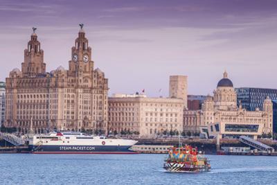 United Kingdom, England, Merseyside by Jane Sweeney