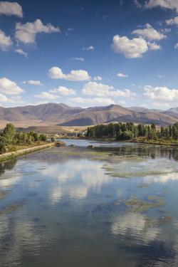 View of Sisian, Syunik Province, Armenia, Central Asia, Asia by Jane Sweeney