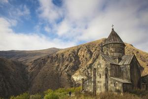 Vorotnavank Ancient Fortress and Church Complex, Sisian, Armenia, Central Asia, Asia by Jane Sweeney