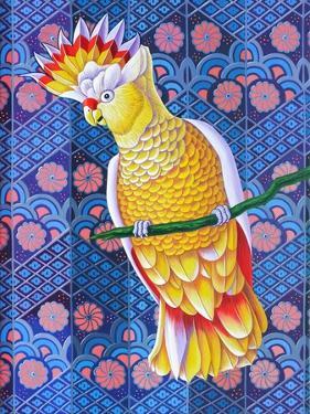 Cockatoo, 2016 by Jane Tattersfield