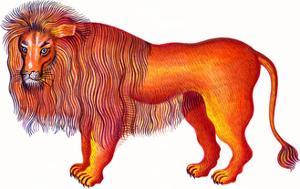 Leo the Lion, 1996 by Jane Tattersfield