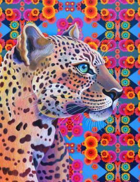 Leopard by Jane Tattersfield