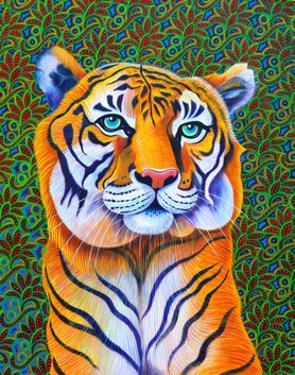 Tiger by Jane Tattersfield