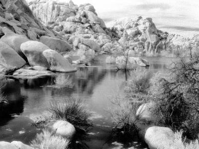 Barker Dam, Joshua Tree National Park, California, USA