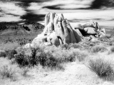 Granite Formation, Joshua Tree National Park, California, USA