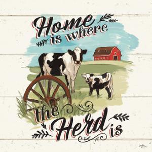 Farm Life II by Janelle Penner