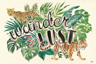 Jungle Vibes VII by Janelle Penner