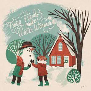 Winter Bliss III by Janelle Penner