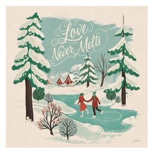 Winter Bliss V by Janelle Penner
