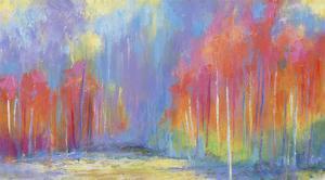 Woods Splash by Janet Bothne