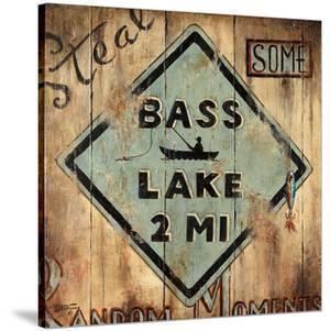 Bass Lake by Janet Kruskamp