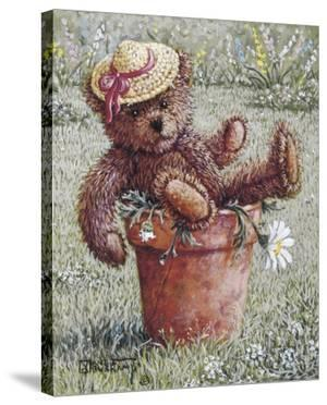 Bear With A Hat by Janet Kruskamp