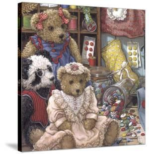 Buttons N' Bears by Janet Kruskamp