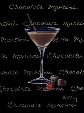 Chocolate Martini by Janet Kruskamp