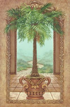 Classical Palm Tree by Janet Kruskamp