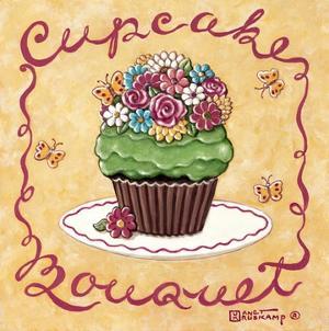 Cupcake Bouquet by Janet Kruskamp
