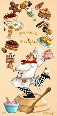 Dessert Delights by Janet Kruskamp