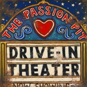 Drive In Theater by Janet Kruskamp