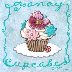Fancy Cupcakes by Janet Kruskamp