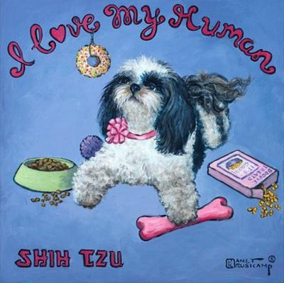 I Love My Human by Janet Kruskamp