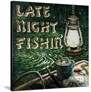 Late Night Fishing by Janet Kruskamp
