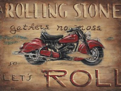 Let's Roll by Janet Kruskamp