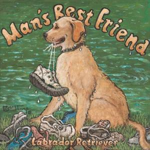 Man's Best Friend by Janet Kruskamp