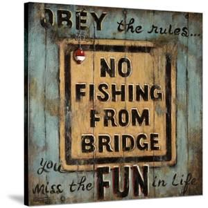 No Fishing by Janet Kruskamp