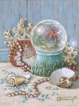 Sea Shell Collection III by Janet Kruskamp