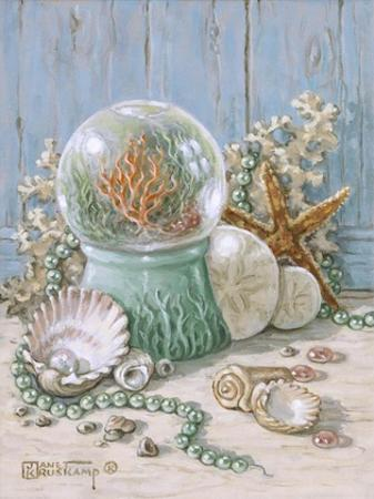 Sea Shell Collection IV by Janet Kruskamp