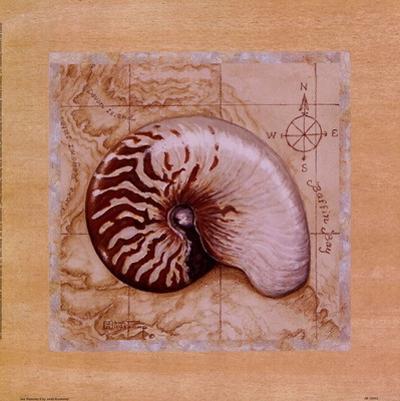 Sea Treasures II by Janet Kruskamp