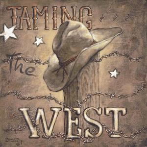 Taming the West by Janet Kruskamp