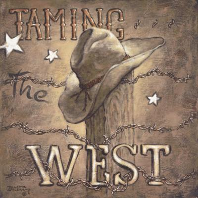 Taming the West by Janet Kruskamp