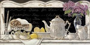 Tea Time by Janet Kruskamp