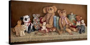Teddy Bear Collection by Janet Kruskamp