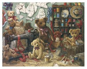 Teddy Bear Workshoppe by Janet Kruskamp