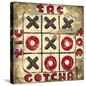 Tic Tac Toe by Janet Kruskamp