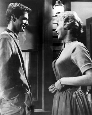 Janet Leigh, Psycho (1960)