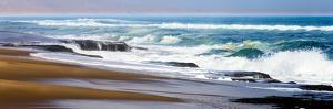 Skeleton Coast, Namibia. Surf by Janet Muir