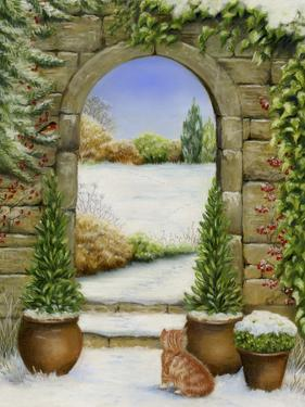 Christmas Garden by Janet Pidoux