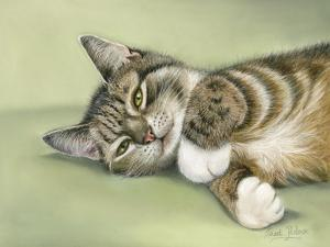 Green Eyes by Janet Pidoux