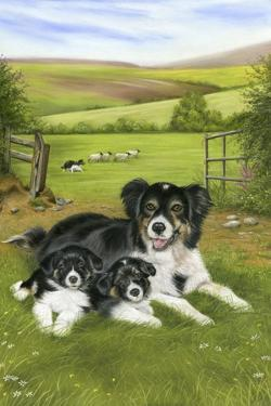 Happy Family by Janet Pidoux