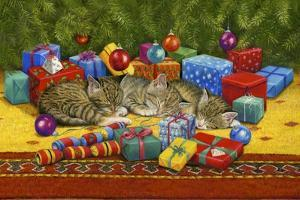 Under the Christmas Tree by Janet Pidoux